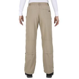 axant Pro - Pantalon 2 en 1 femme - beige
